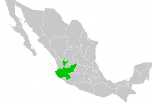 State Jalisco, Mexico