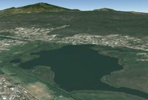 La laguna de Zacapu