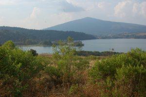 Lake Zirahuèn.