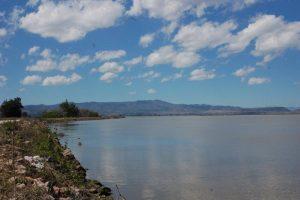 Lago de Magdalena , January 2010. (Steven Bol)